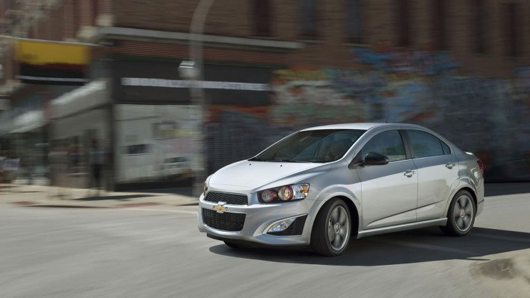 Chevrolet Sonic Near St. Peters, Missouri - Chevy Sonic ...