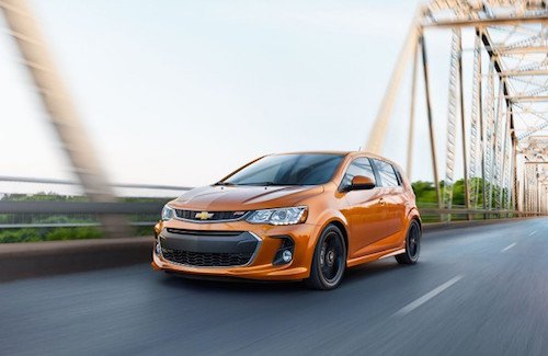 New Chevy Sonic