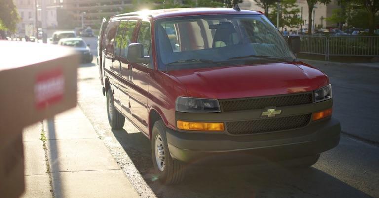 Chevy Express Cargo Van