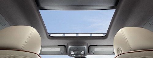 Chevy Impala Sunroof