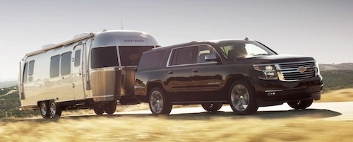 Chevy Suburban Towing