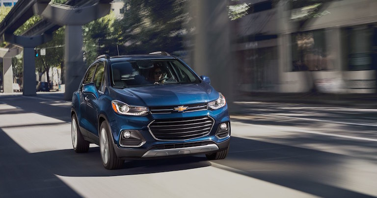 2018 Chevy Trax