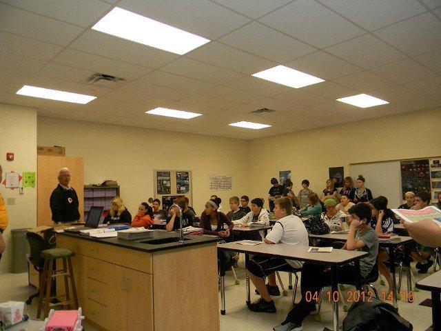 Weber Chevrolet Columbia >> Chevy Volt trip to Fox Antonia Middle School