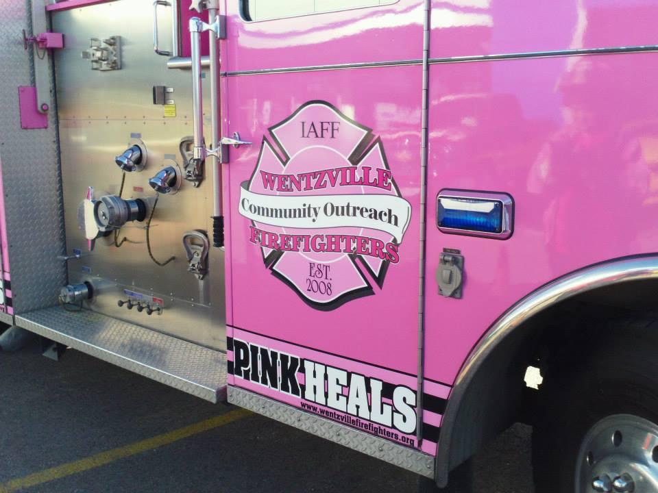 George Weber Chevrolet >> Pink Heals Cancer Awareness Campaign Visits Weber ...