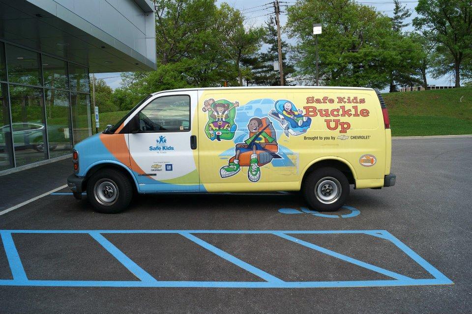 George Weber Chevrolet >> Safe Kids St. Louis