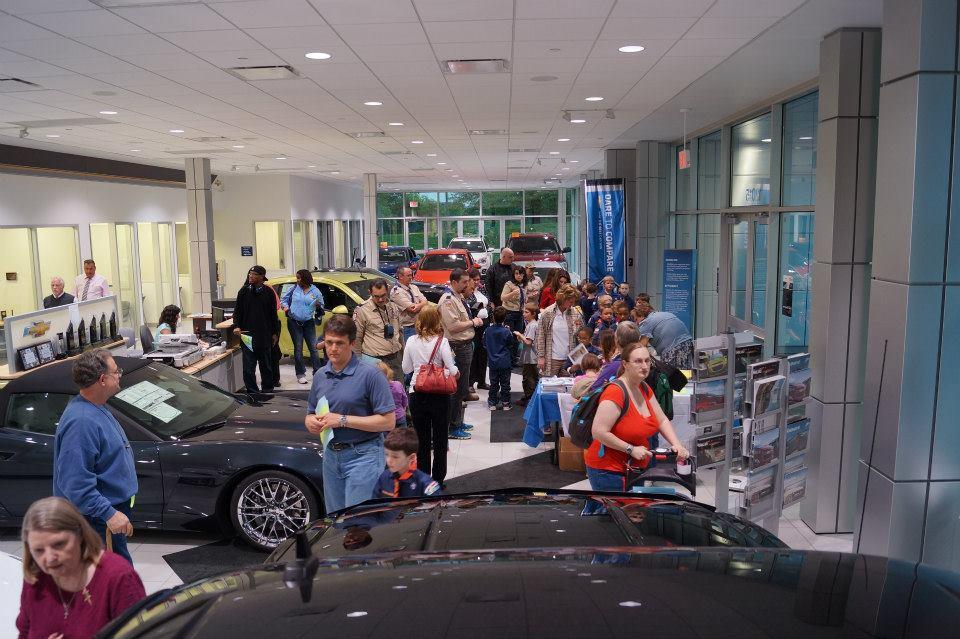 Weber Chevrolet Creve Coeur >> Safe Kids St. Louis