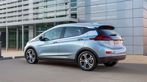 Chevrolet Bolt Columbia