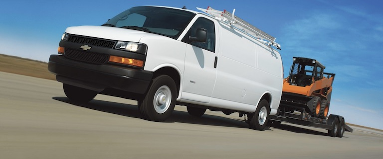 Chevy Express St. Louis, MO - Chevrolet Cargo & Passenger ...