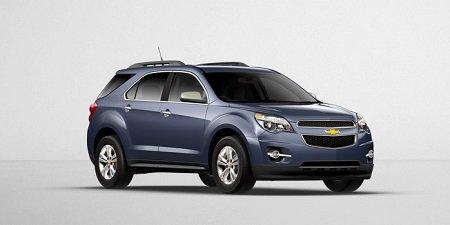 Chevrolet Equinox Weber Chevrolet