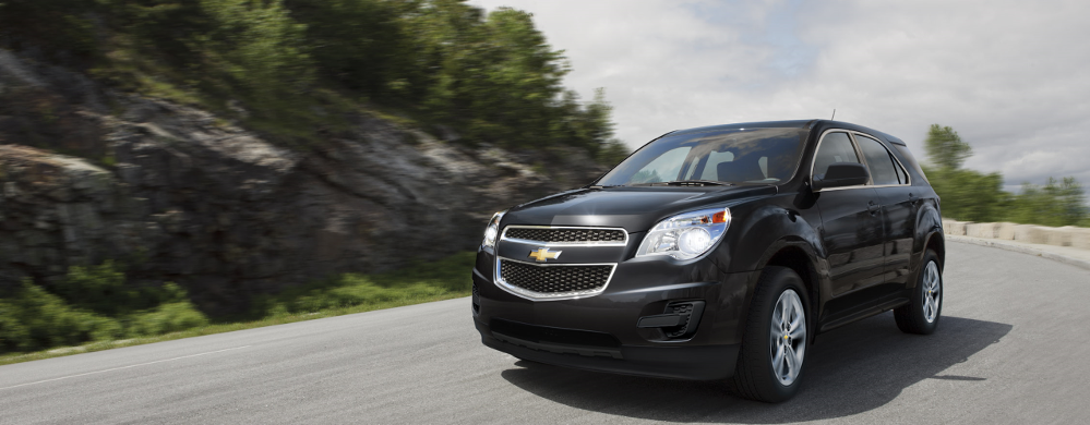Compare The 2013 Chevrolet Equinox To The 2013 Toyota Rav4