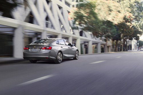 Most Fuel Efficient Cars 2016 Chevy Malibu Hybrid