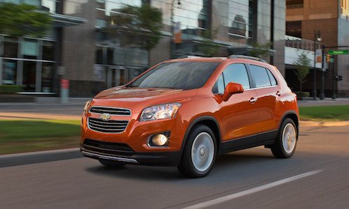 Chevrolet Trax Near St Louis Mo Chevy Trax Sales Specials