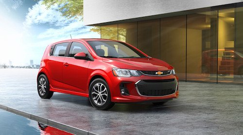 2017 Chevy Sonic U2013 St. Louis Dealer Review. Chevrolet Sonic