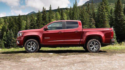 Chevy Colorado Near O Fallon Mo New Used Chevrolet Colorado