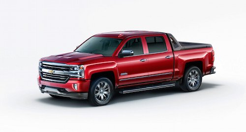 High Country, High Style. The 2018 Chevrolet Silverado ...