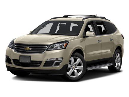 Chevrolet Traverse Weber Chevrolet
