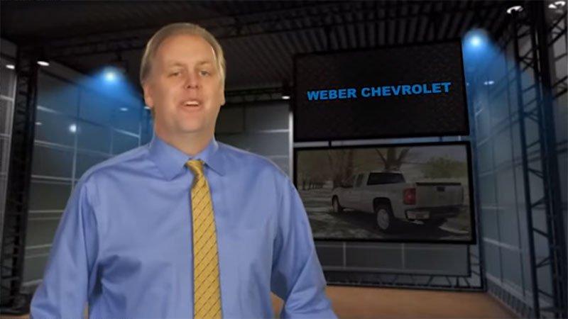 Charming ST. LOUIS CHOOSES WEBER CHEVROLET CAR DEALERS