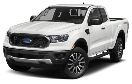 2019 Ford Ranger For Sale Near St Louis Mo Weber Ford