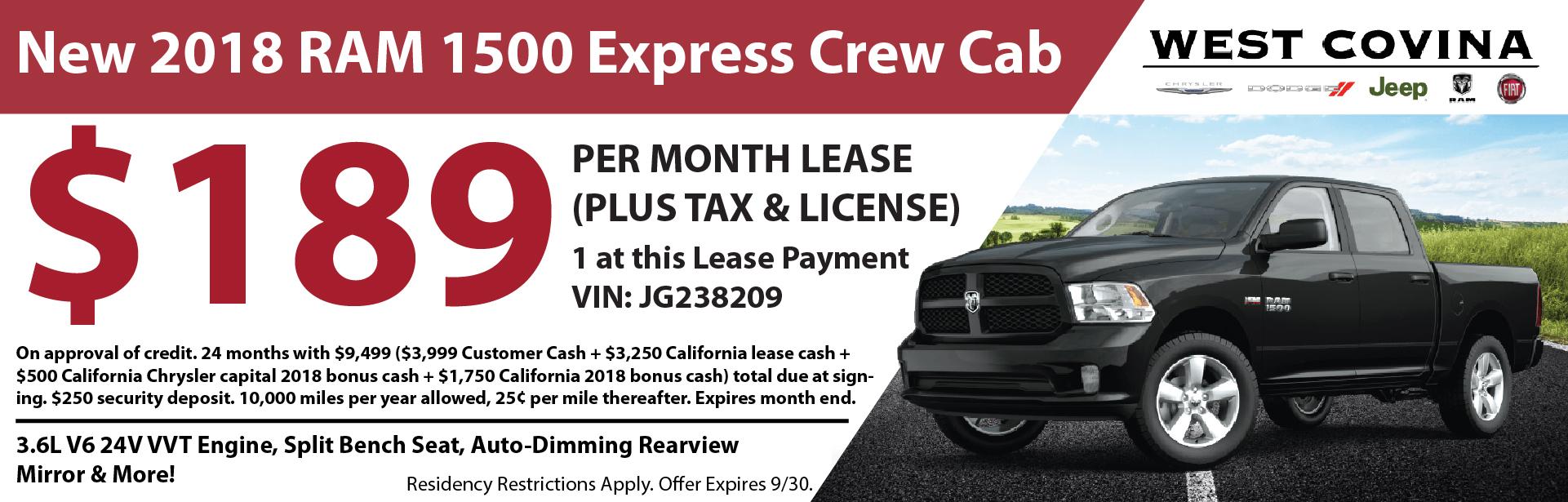 West Covina Chrysler Dodge Jeep Ram: New & Used Dealership in West