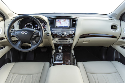 INFINITI QX60 Wins Best SUV for Families Award