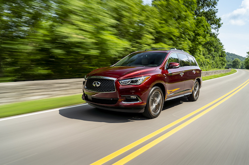 INFINITI QX60 & QX80 Win 2019 KBB Cost to Own Awards
