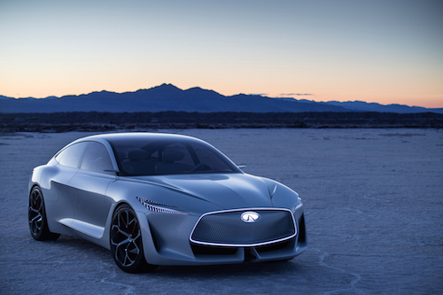 Future Of Infiniti Electric Cars By 2021