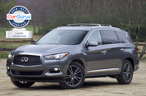 best tires for 2014 infiniti qx60