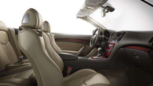 Infiniti-Q60-Convertible-Interior