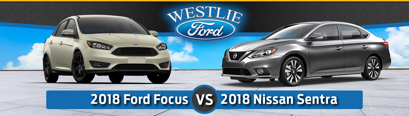 Ford Focus vs. Nissan Altima