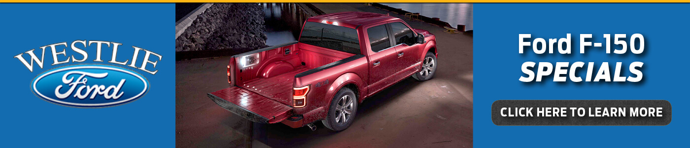Ford F-150 Specials