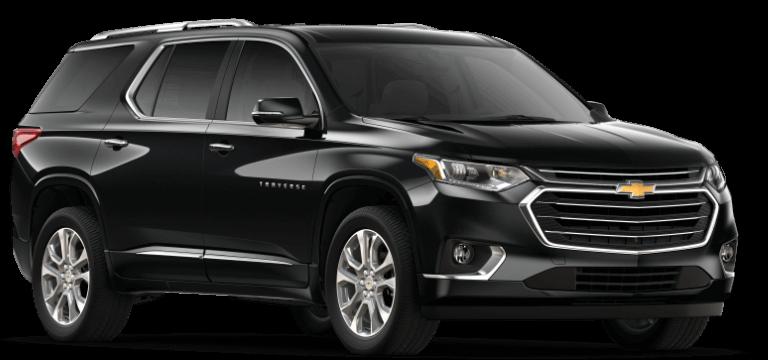 2019 Chevy Traverse Premier