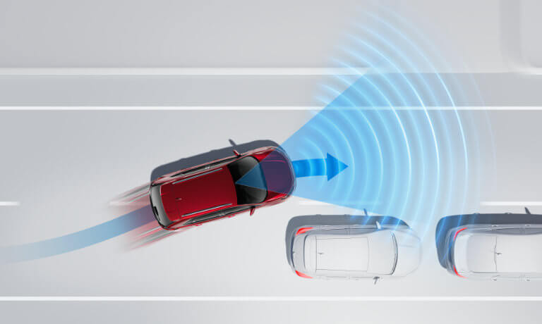 2019 Ford Edge safety graphic