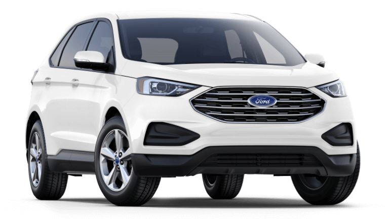 2019 Ford Edge SE - Oxford White