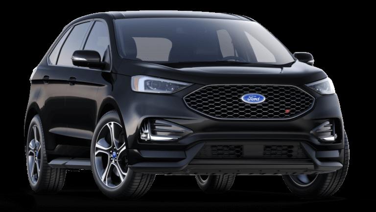 2019 Ford Edge ST - Agate Black
