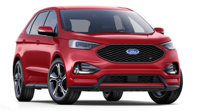 2019 Ford Edge ST - Ruby Red