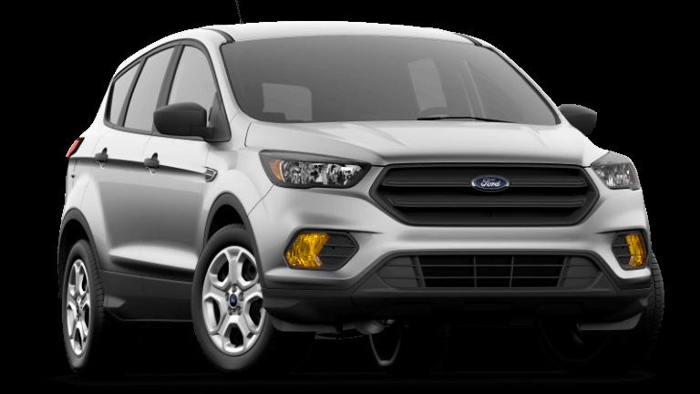 2019 Ford Escape S - Ingot Silver