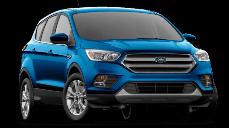 2019 Ford Escape SE - Lightning Blue