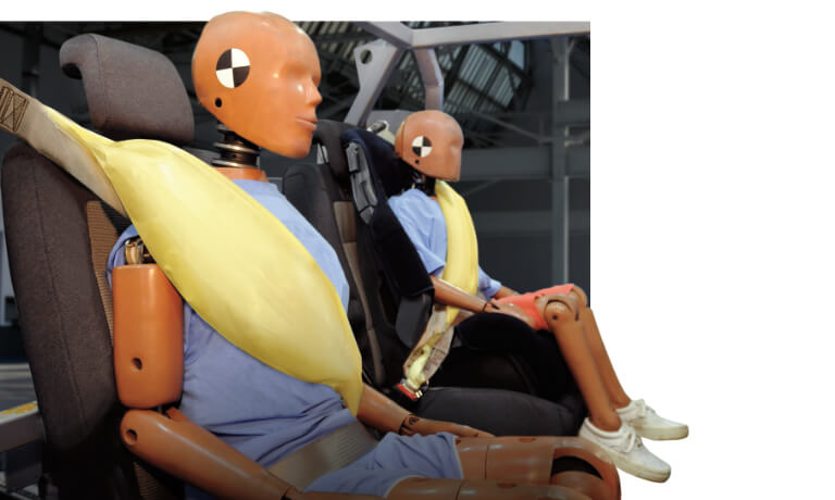 2019 Ford Explorer Inflatable Safety Belts