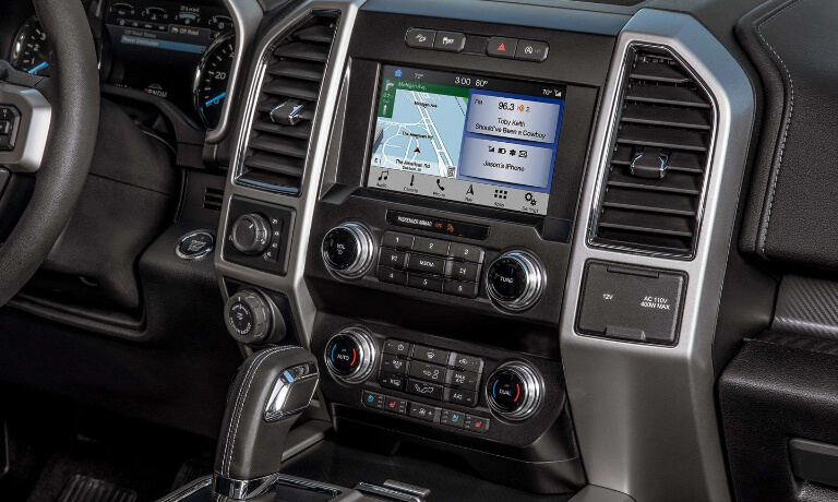 2019 Ford F-150 Infotainment System
