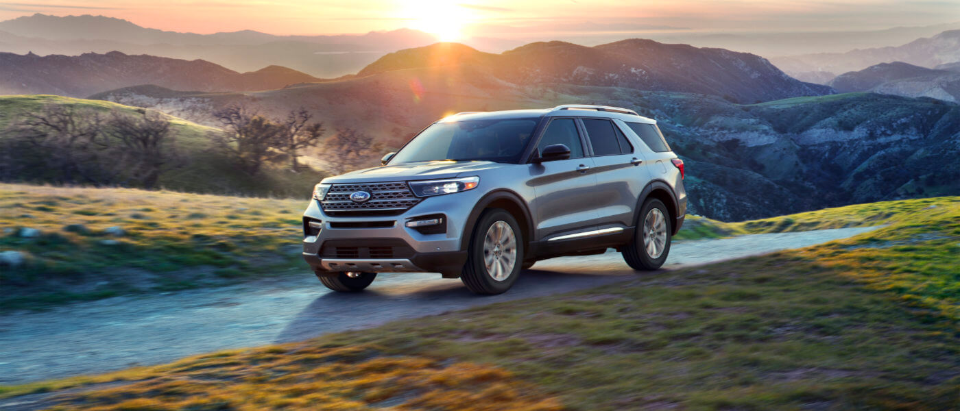 Ford Explorer Models >> 2020 Ford Explorer Specs Trims Deals Comparisons Westlie Ford