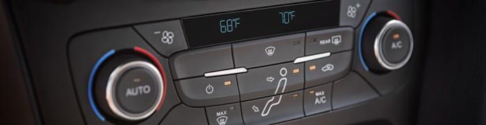 Ford Focus Air Conditioning