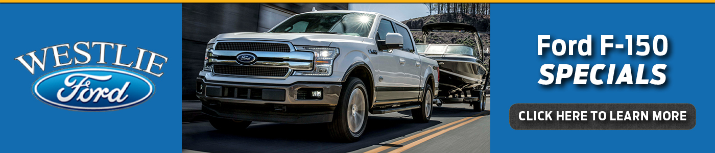 F-150 Lease & Finance Deals