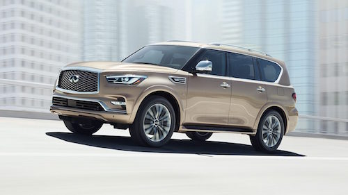 "Infiniti Q50 Lease >> 2018 INFINITI QX80 Named ""Best in Class Full-Size SUV"""