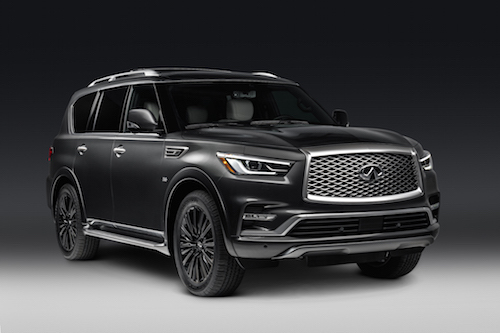 Introducing the 2019 INFINITI QX80 LIMITED
