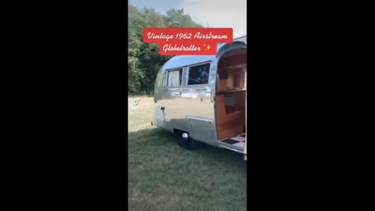 1962 Airstream Globetrotter Video Walkaround