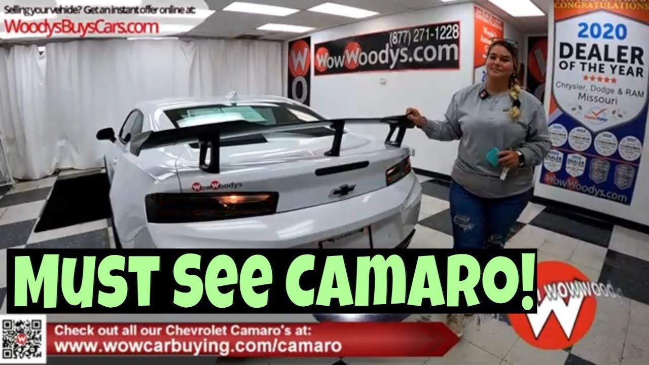 2018 Chevrolet Camaro ZL1 Video Walkaround