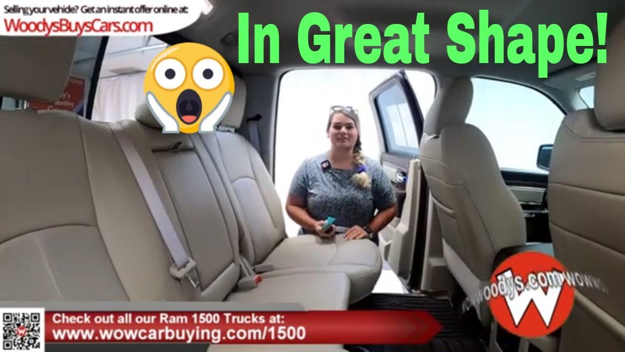 2018 Ram 1500 Laramie Video Walkaround
