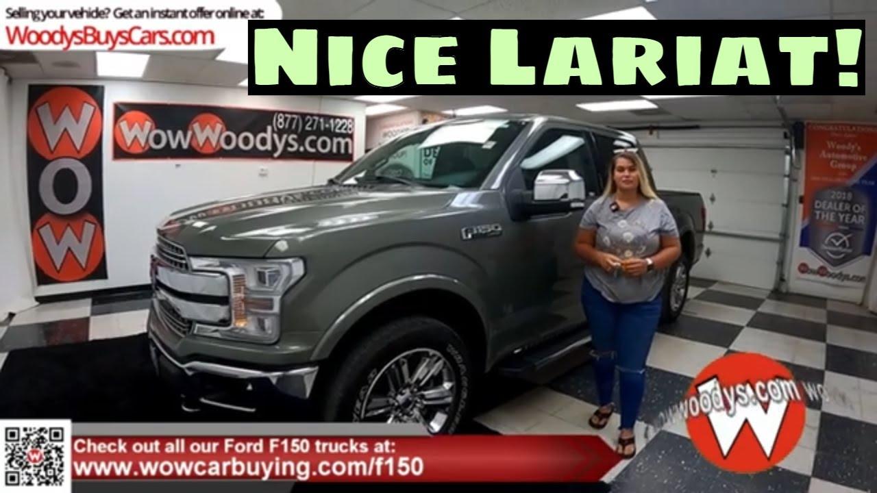 2019 Ford F-150 LARIAT Video
