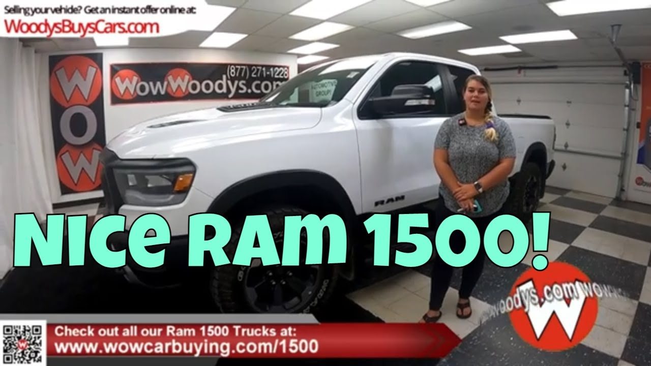 2019 Ram 1500 Rebel Video Walkaround