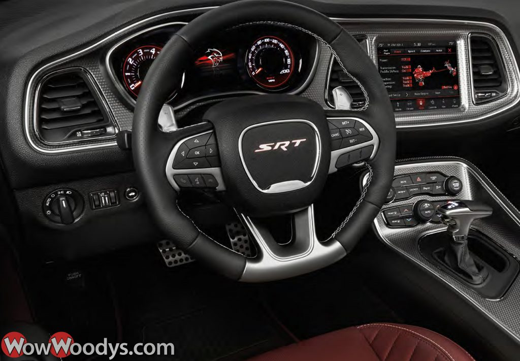 2019 Dodge Challenger SRT